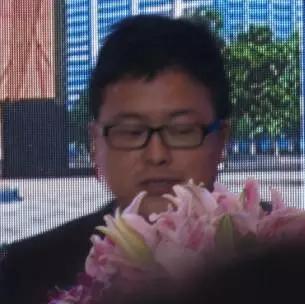江河创建集团股份有限公司  经理安红灿照片
