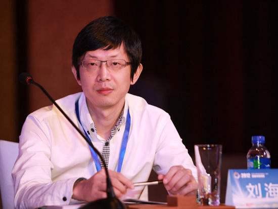 上海朝阳财富首席经济学家刘海影照片