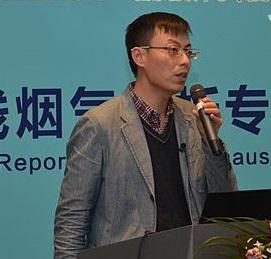国电科学技术研究院副总工程师汤光华照片