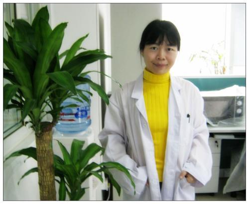 中国科学院北京基因组研究所教授孙英丽
