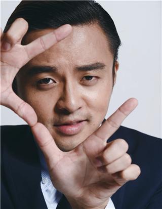 宜信财富上海区域总经理黄庆照片