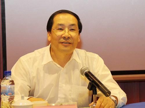 教育部教育装备研究与发展中心主任曹志祥照片
