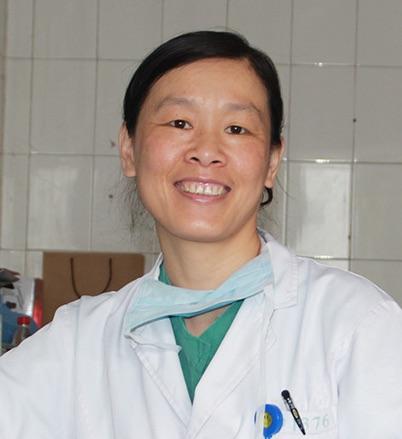 泰安市中心医院副主任医师李桦照片