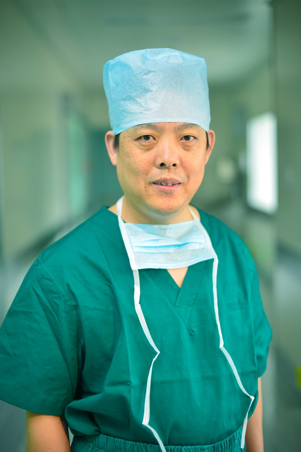 泰山医学院附属医院妇产科主任医师刘光海