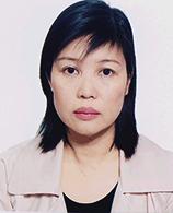 真维斯国际(香港)有限公司 采购部总监翟凤媚照片