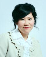 中国流行色协会高级讲师王晓静照片