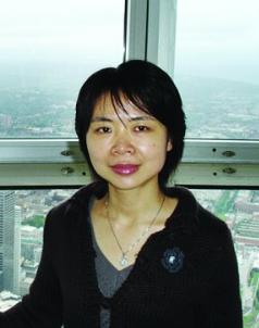 西南财经大学教授林华珍照片