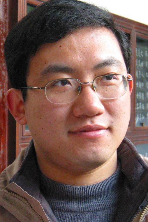 北京大学研究员陈晓伟照片