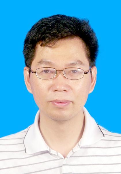 中国科学院武汉物理与数学研究所研究员杨俊照片