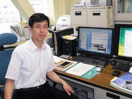 日本长崎大学教授蒋宇静