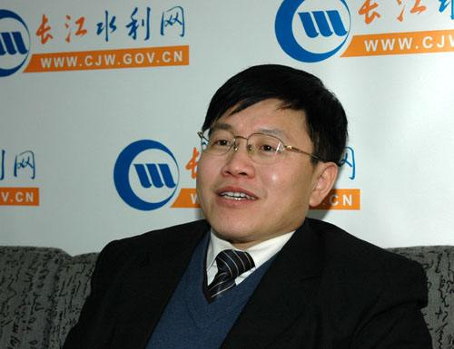 长江水利委员会长江科学院副院长/教授陈进照片