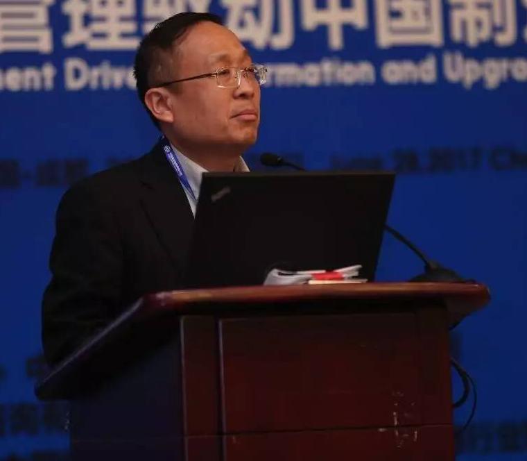 深圳市怡亚通供应链股份有限公司副董事长陈伟民 照片