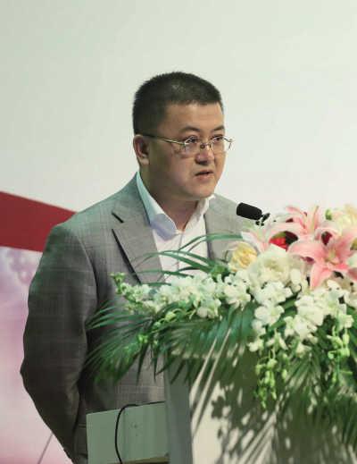 景林投资董事总经理汤国平照片
