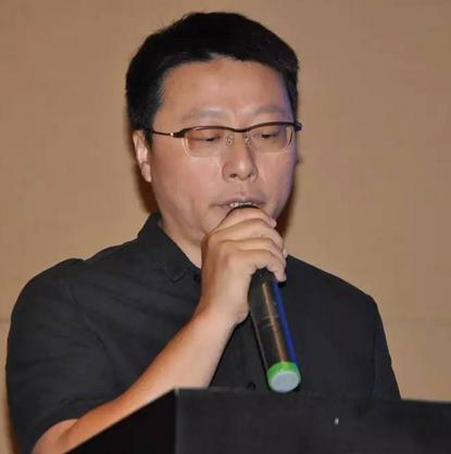 南京固城湖电子商务有限公司CEO穆书声照片