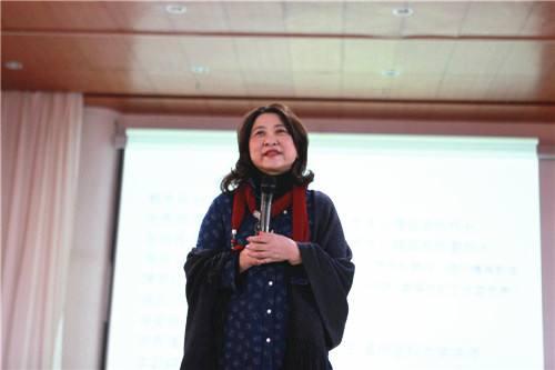台湾台北教育大学心理与咨商学系教授赖念华照片
