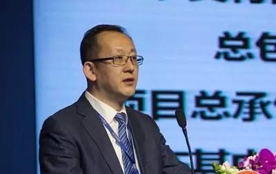 大连万达商业地产股份公司副总裁王志彬照片