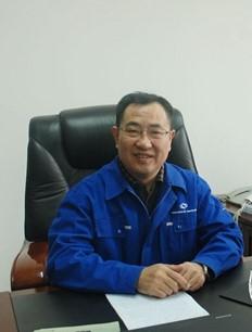 中国兵器工业集团首席科学家魏化震照片