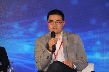 平安不动产北京区域总经理许良飞照片