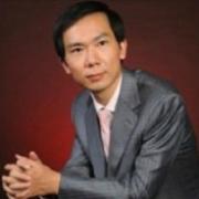 中國縣域電子商務孵化聯盟秘書長羅云晟照片