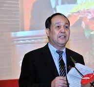 国务院国资委监事会原主席解思忠照片