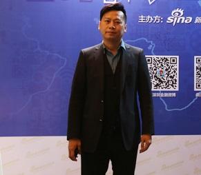 汇通国际金融集团董事长刘建照片