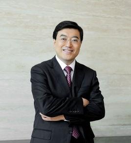 伊利实业集团股份有限公司董事长潘刚照片