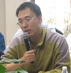 阿里巴巴集团技术副总裁刘拴林照片