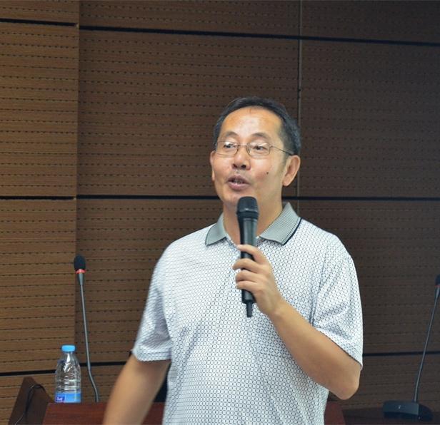 奥地利岩土力学研究所教授吴伟