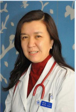 北京大学第三医院儿科主任医师童笑梅