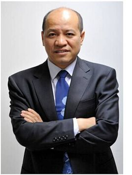 中国上市公司市值管理研究中心执行主任刘国芳照片
