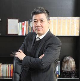 朗坤智慧科技股份有限公司董事长武爱斌照片