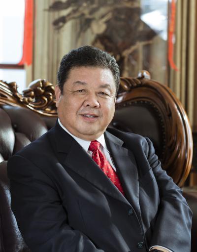 福隆控股集团董事长钱福卿照片