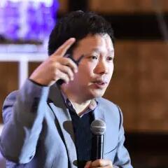 国家发改委国际合作中心国际金融研究所执行所长王玉荣照片