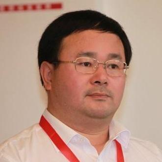 复星文化产业集团董事总经理钱中华照片