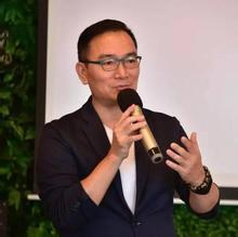 早鸟投资基金董事总经理谢坤泽 照片