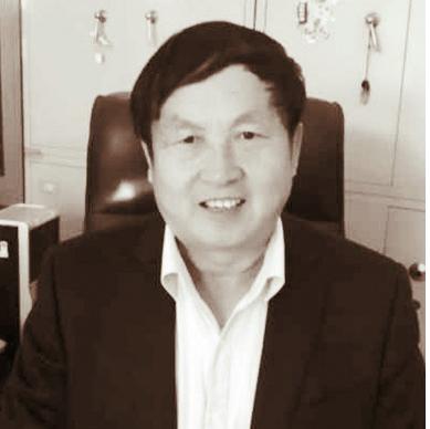 北京江山園林研究中心 董事長齊福民照片