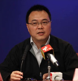 华大基因研究院执行院长徐迅照片
