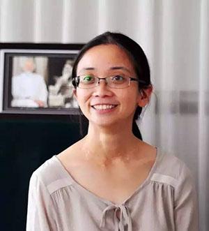 撒玛律动高级教师李楚瑜照片