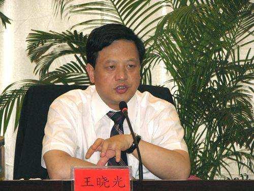 湖南海利化工股份有限公司董事长王晓光照片