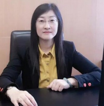 交通银行信息科技部副总经理张漫丽 照片