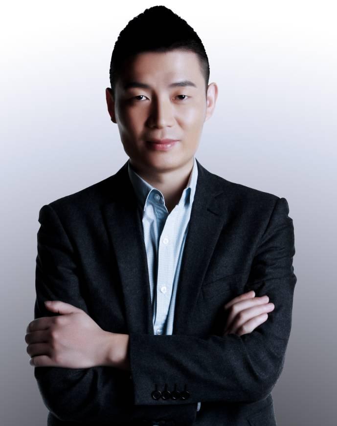 微阵科技董事长郭俊峰照片