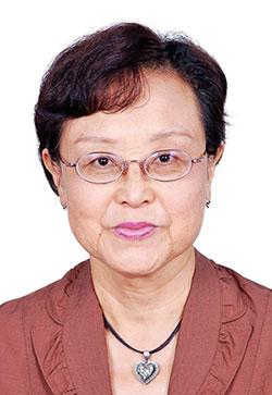 中国营养学会副理事长孟庆华照片