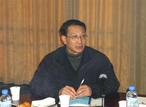 湖北省化工研究设计院院长胡海平照片