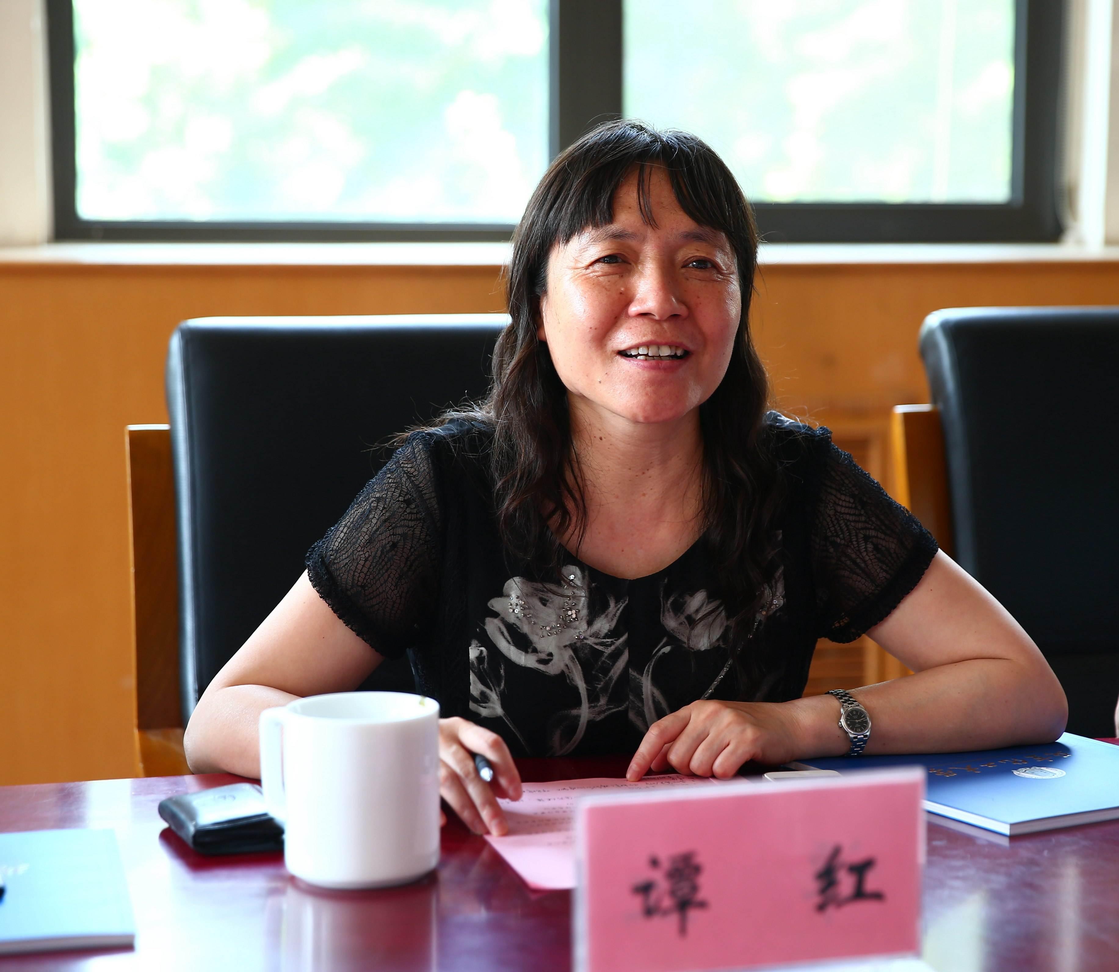 贵州省化工研究院院长谭红照片