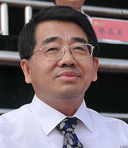 西北工业大学常务副校长黄 维照片