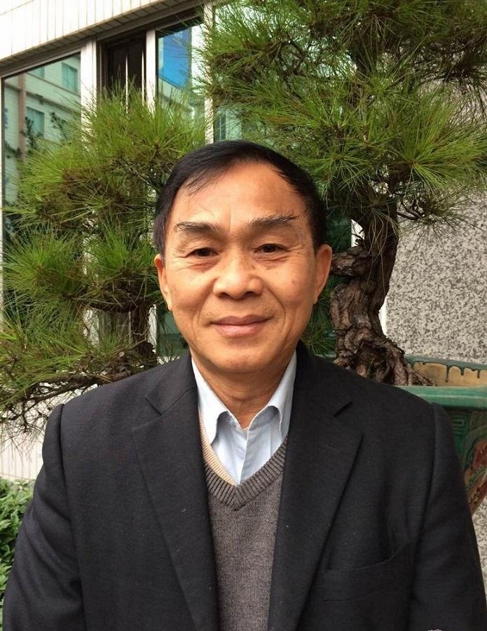 佛山德众制药机械有限公司总经理杨许作照片