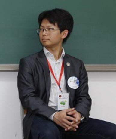 台湾高雄第一科技大学金融学系助理教授李宜熹照片