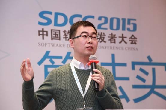 京东平台部总监刘思喆照片