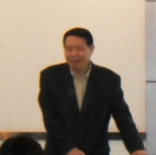 四川省公安厅物证鉴定中心副主任杨胜军照片