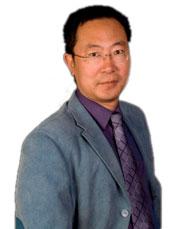 英国伦敦大学伯贝克学院副校长Li照片
